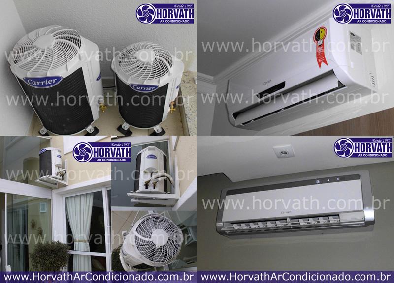 Instalação de Ar Condicioando