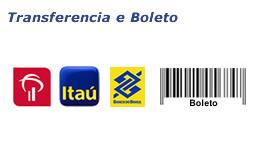 Transferencia - bradesco - itau - brasil
